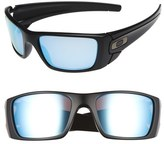 Oakley 'Fuel Cell TM PRIZM TM ' 60mm Polarized Sunglasses