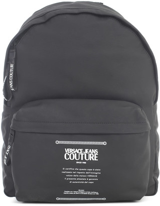 Versace Jeans Couture Canvas Backpack