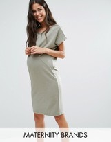 Mama Licious Mama.licious Short Sleeve Jersey Dress