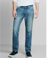 Express slim fit rocco slim leg jean