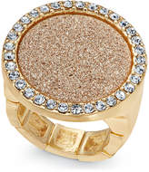 Thalia Sodi Gold-Tone Pavé & Glitter Ring, Created for Macy's