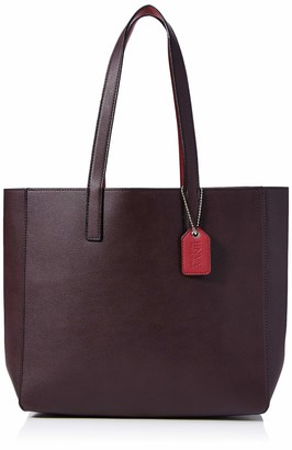 N.V. Bags Womens 264 Shoulder Bag Purple (Purple)