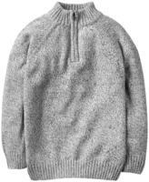 Crazy 8 Half-Zip Sweater