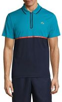 Lacoste Colorblock Sport Ultra-Dry Polo
