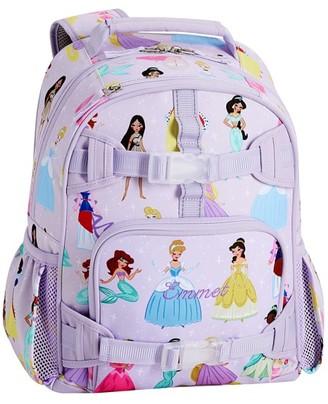 Pottery Barn Kids Mackenzie Lavender Disney Princess Backpack