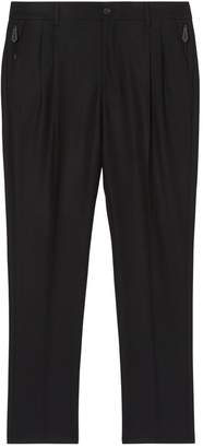Burberry Wool Chino Trousers