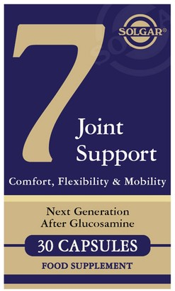 Solgar 7 Joint Support Capsules X 30