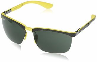 Ray-Ban RB8324M Rectangular Sunglasses