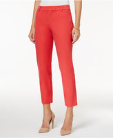 Charter Club Newport Slim Leg Cropped Pants, Only at Macy's