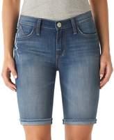 Rock & Republic Women's Kristy Cuffed Bermuda Jean Shorts
