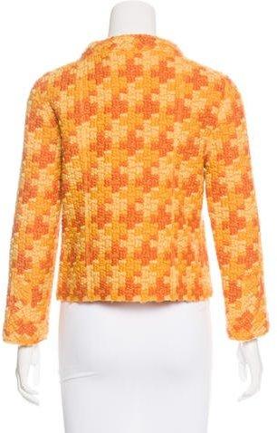 Marc Jacobs Wool Knit Jacket