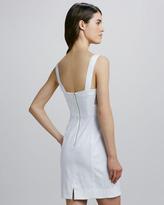 Ali Ro Sleeveless Fitted Dress