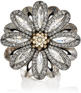 Lanvin WOMEN'S FLOWER RING