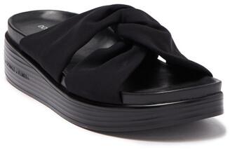 Donald J Pliner Folley Wedge Sandal