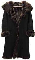 Joseph Brown Shearling Coats