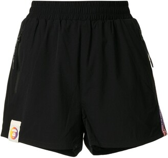 AAPE BY *A BATHING APE® Lightweight Nylon Shorts