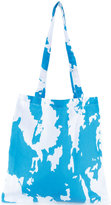 Wan Hung - Haina tote bag - men - Cotton/Acrylic - One Size