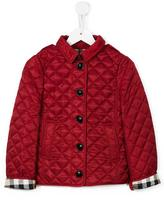 Burberry quilted jacket - kids - Polyester/Cotton - 5 yrs