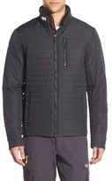 Helly Hansen Men's 'Crew' Water & Wind Resistant Primaloft Jacket