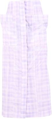Jacquemus Pocket Detailed Midi Skirt