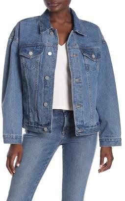 Blank NYC BLANKNYC Denim Oversize Denim Jacket