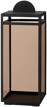AYTM - Turris Lantern - Amber/Black - 40cm
