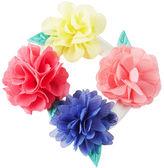 Carter's 2-Pack Chiffon Flower Bracelets