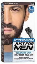 Just For Men Mustache and Beard Color Gel,3 Count