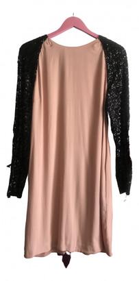 By Malene Birger Pink Viscose Dresses