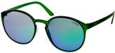 Le Specs Swizzle Sunglasses - Green