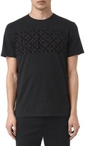 AllSaints Harben Cross Tee