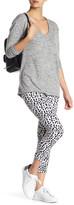Hue Leopard Print Capri Legging