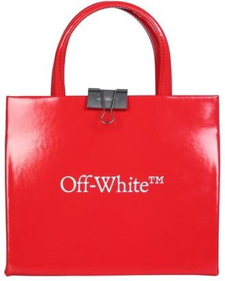 Off-White Box Mini Tote Bag