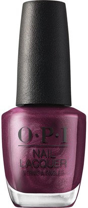 Opi Opi Shine Bright Holiday Collection Dressed to the Wines Nail Lacquer