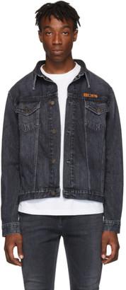 Calvin Klein Jeans Est. 1978 Grey Trucker Jacket