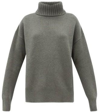 Extreme Cashmere - No. 20 Oversize Xtra Stretch Cashmere Sweater - Womens - Khaki