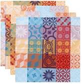Garnier Thiebaut Garnier-Thiebaut Mille Tiles Napkins (Set of 4)