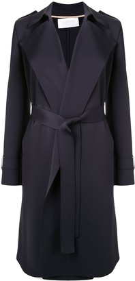 Harris Wharf London Soft Trench Coat