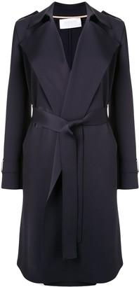 Harris Wharf London Soft Trench Coat
