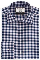 Thomas Pink Porter Check Dress Shirt - Bloomingdale's Regular Fit