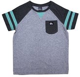 Quiksilver Little Boys Crew-Neck Short Sleeve T Shirt / Tee