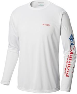 Columbia Men's Pfg Terminal Tackle Graphic T-Shirt