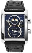 Raymond Weil Men's 4888-STC-20001 Don Giovanni Black Leather Black Dial Watch