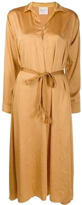 Forte Forte belted tunic dress