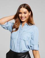 Dotti 70'S Chambray Shirt