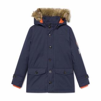 Hackett London Hackett Boy's Parka Toggle Y Rain Jacket