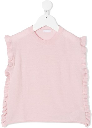 Il Gufo sleeveless T-shirt