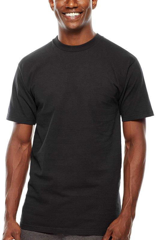 2238b6ab8a2 STAFFORD Stafford 3-pk. Heavyweight Cotton Crewneck T-Shirts
