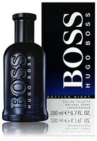 HUGO BOSS Bottled Night Eau de Toilette Spray for Men, 6.7 Ounce