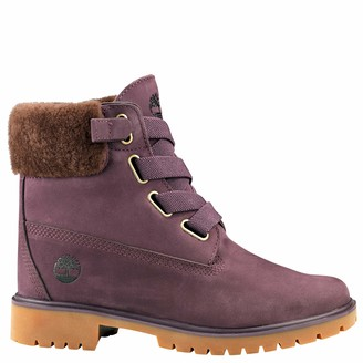 Timberland Women's Jayne 6in WP Shearling Convenience Boot Fashion